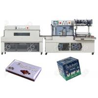 Quality 1.5KW Power Food Packing Machine Shrink Packaging Equipment For Small Boxes for sale