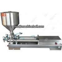 Quality Single Head Peanut Butter Packing Machine|Almond Butter Filling Machine|Nut Butter Packing Equipment for sale