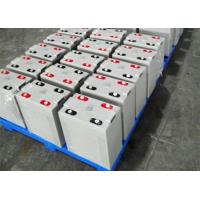 Quality Solar Power Battery Sealed Lead Acid Battery 600ah No Corrosive Long Service Life for sale