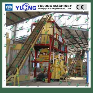 Quality 2t/h Organic fertilizer cylindrical pellet production line (CE) for sale