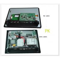Quality no cable design industrial panel pc 12V (PPC-150C) for sale