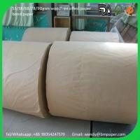 Quality Offset Paper Woodfree Paper Writing / Printing Paper for sale