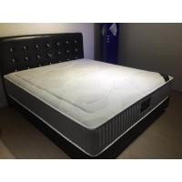 Healthy Pocket Spring Roll Up Bed Mattress Single Double Queen King Size Available