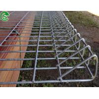 Hot dipped galvanized 8ft wire mesh korea brc fence