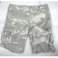 Quality Cotton Pinted Cargo Shorts for sale