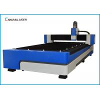 Quality 1530 1000W Cypcut Controller Fiber Laser Cutting Machine For Aluminum Steel Metal Plate for sale