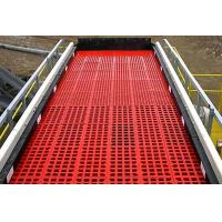 Quality Polyurethane Modular Screening Panels,Injection Moulded Polyurethane Screen for sale