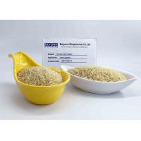 Buy Pharma Grade Gelatin Particles For Product Hard Capsules / Soft Gel at wholesale prices