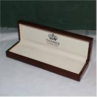 Quality Long Version Jewelry Bracelet Gift Box Packaging Leather Or Velvet Inside Material for sale