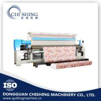 Quality Industrial Quilting And Embroidery Machine 25 Heads 2-12MM Needle Stitch for sale