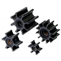 Pitched blade disc turbine impeller