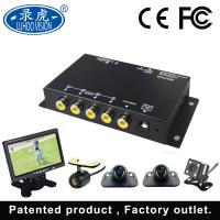 Quality Custom Made 4 Channel Car DVR Recorder With Automatic Identification System for sale