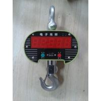 Quality Hanging scale/OCS-TY/Steel casing/LED/ 0.5t-10t for sale