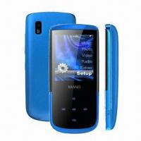 China 1.8-inch TFT Display MP4 Player with Quick Shot Function, Touch Key and 0.3MP Camera Function on sale