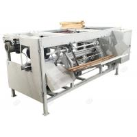 Quality Automatic Wood Processing Machine , Fully Automatic Wood Threading Machine for sale