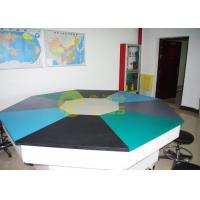 Quality Customized Size And Color Epoxy Resin Laboratory Countertops SEFA Passed for sale