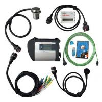 Quality MB SD Connect C4 Compact 4 Mercedes Star Diagnosis Tool for Mercedes benz cars and trucks mb star c4 for sale
