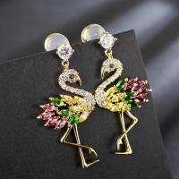 Quality Copper Korea Animal earring for sale