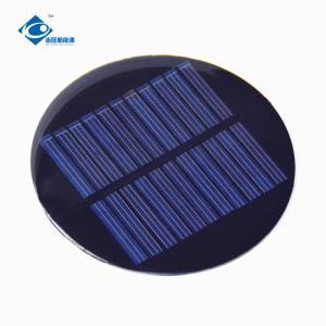 China 0.5W PET Solar Panel 5.5V Epoxy Resin Solar Panel ZW-R80 solar panel system on sale