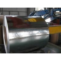 Quality DX53D+Z Galvanized Steel Coil For Garage Doors With 508mm Inner Diameter for sale