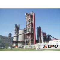 Quality Dry Or Wet Type Cement Cement Plant Kiln With Rotating Speed 0.26-2.63 r/min for sale