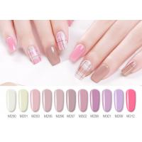 Quality Multi Sweet Colors UV LED Gel Nail Polish Oder Free Lasting Time A Month for sale