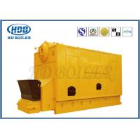 Quality Industrial Steam Hot Water Boiler System , Horizontal Gas Fired Steam Boiler for sale