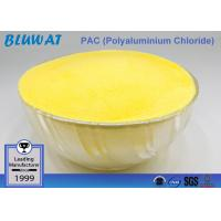 China PAC 30% Polyaluminium Chloride Coagulant for Water Purification Methods on sale