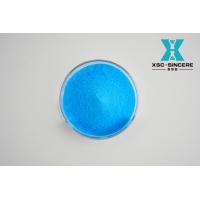 China Molecular Weight: 249.68 Cu:24.5% Blue Crystal Copper Sulphate Pentahydrate Used As Feed Additive on sale