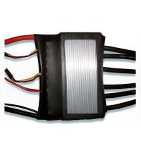 Quality Lightweight RC Hobby Type 2 In 1 ESC , 12S 150A Dual Brushless Motor Esc for sale