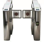 Quality Government / Railway Swing Barrier , Corosion Resistant Gate Turnstile for sale