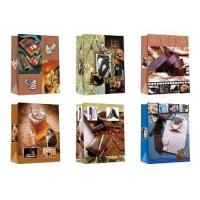 Quality Variety of Paper Shopping Bags for cloth, wallet, leather belt for sale