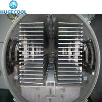 Quality 380v/440v Vacuum Freeze Drying Machine 300kg/H Capacity For Fruits Seafood for sale