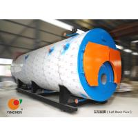 Quality 10 Ton Rubber Industrial Steam Boilers , Diesel Fired Steam Boiler Low Pressure for sale