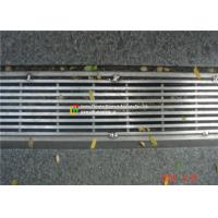 Customized Stainless Steel Trench Grate , Drain Cover for