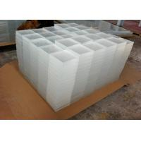 Quality Fire-retardant Clear Thick Acrylic Sheet , Laser Cutting Acrylic Panel for sale