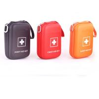 Quality Mini Size Cute Travel First Aid Kit , Drug Press Proof Hard Case First Aid Kit for sale