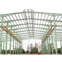 Quality Professional Industrial Steel Structure Buildings With A Set of Mature System for sale