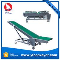 Quality Foldable Belt Conveyor,Truck Loading and Unloading Belt Conveyor Made In China for sale