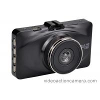 Quality HD Vehicle Security Camera , Rear View Mirror Dash Cam AVI File Format for sale