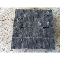 China High Hardness Basalt Natural Paving Stones 3.0g / Cm3 Bulk Density on sale