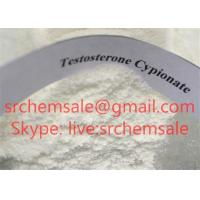 China Testosterone Cypionate Test Cyp CAS 58-20-8 Testosterone Steroid Hormone Drugs on sale
