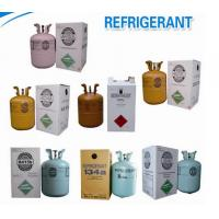 China Refrigerant Gas R134a, R22, R12, R406, R410 on sale