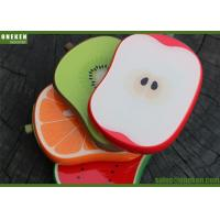 Quality Sweet Apple Shaped 4000mAh Fruit Power Bank For Mobile Phones / MP3 Players for sale