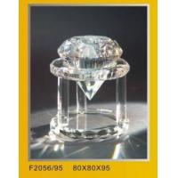 China Crystal Ornament,Candle Stand on sale