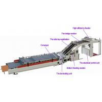 Quality Automatic High speed laminator YC146 for packaging industry,  high-speed laminating machine for sale