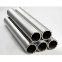 China Pickling Surface Nickel Alloy Pipe / Welded Steel Pipe For Heating System on sale