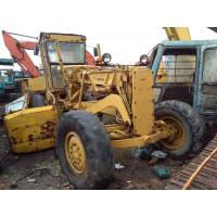 Quality used komatsu GD611A-1 motor grader year 1999 original painting for sale