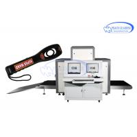 Quality PG8065 Multi Energy Airport Security X Ray Scanner / 38mm Steel Penetration Baggage X Ray Machine for sale