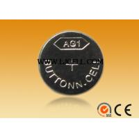 China 1.5V alkaline button cell battery AG1 high quality 13mAH bateery LR621 on sale